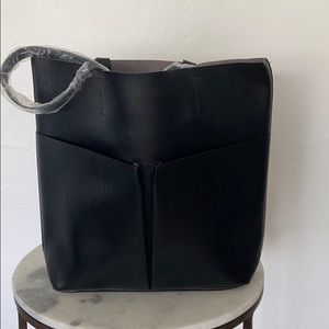 Neiman Marcus Black tote bag